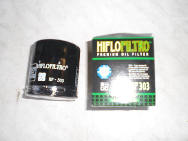 Oil filter F6c / Interstate