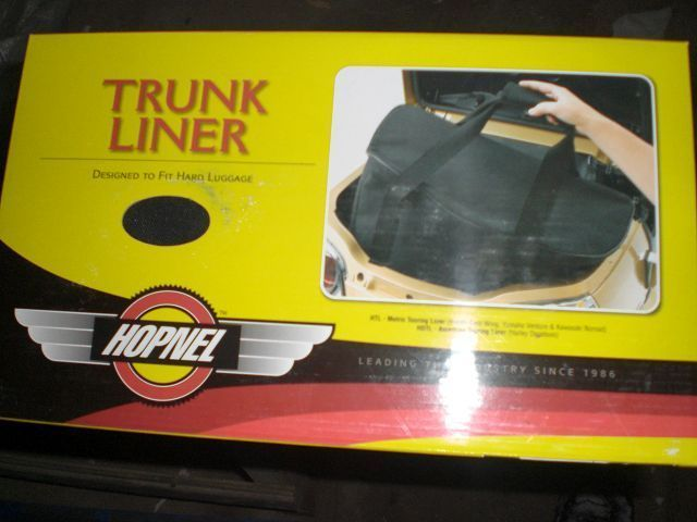 trunk bag Topcase Interstate