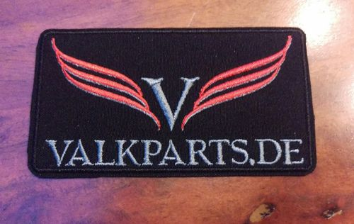 Valkparts friendship patch