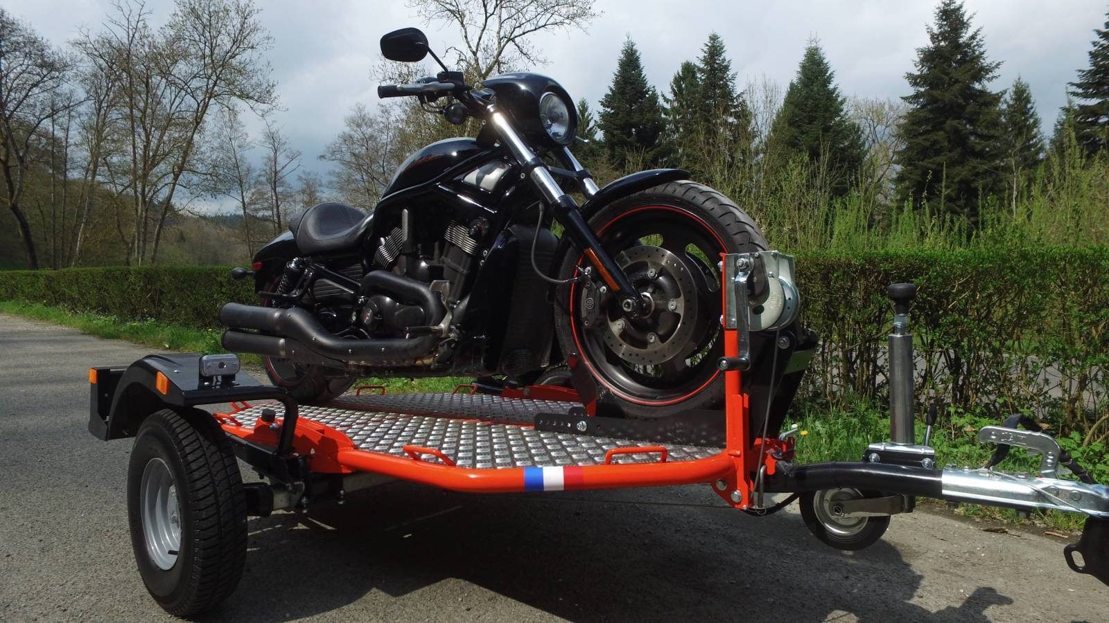 Trailer Motorcycle