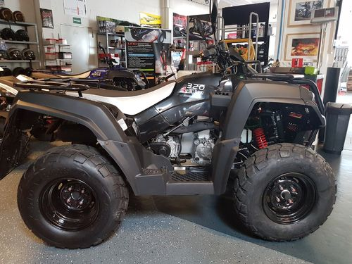 Adly ATV/ Quad Canyon 320 SE LoF