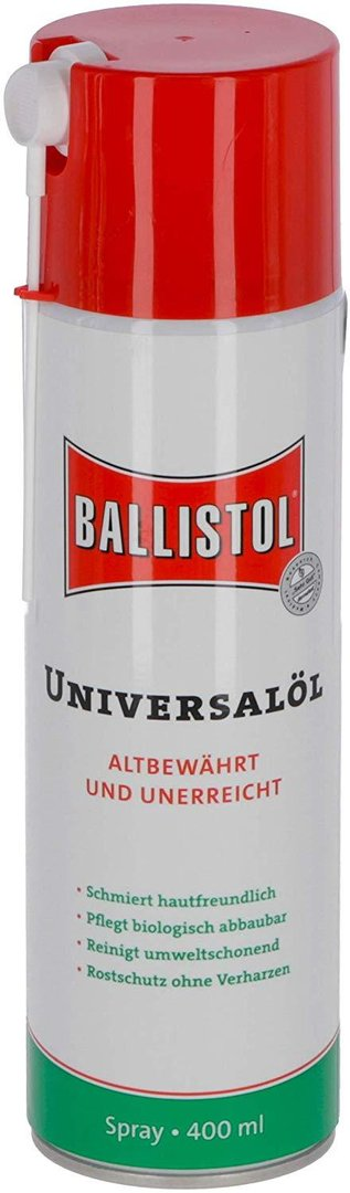 Ballistol universal oil spray, 400 ml