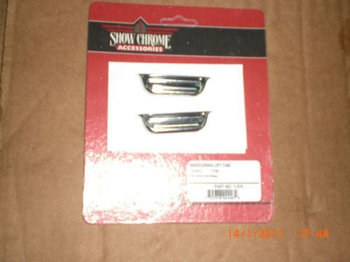 Chrome cover for trunk lid- opener