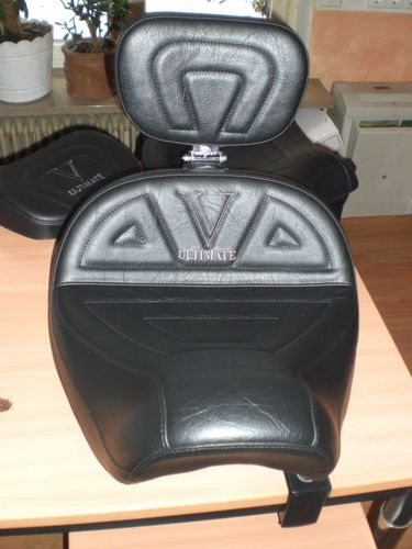 Ultimate seat set 4 parts, low rider