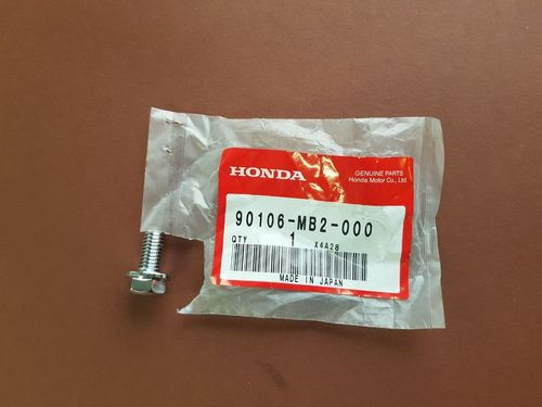 OEM Screw, Engine Guard, 90106-MB2-000