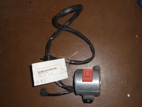 Switchbox right, US-Version, inkl. harness, used