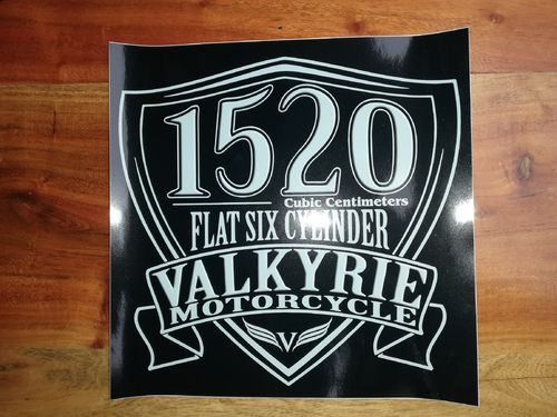"Sticker ""1520"", big"
